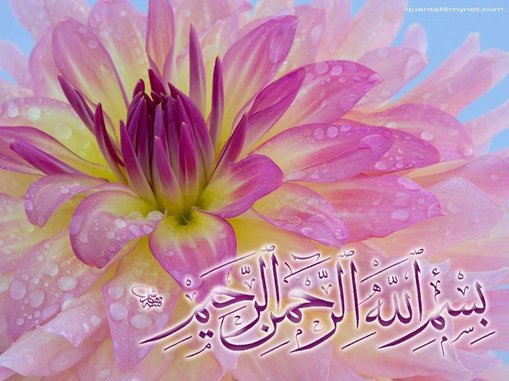 Fleur D Islam Heure Priere Idee D Image De Fleur