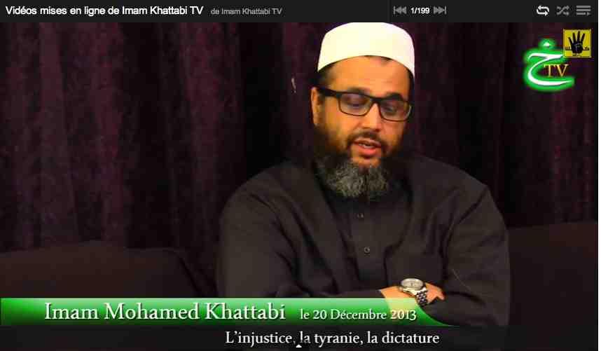 video l 39 imam de la mosqu e de montpellier remplac par moussaoui accuse le ps d 39 ing rence. Black Bedroom Furniture Sets. Home Design Ideas