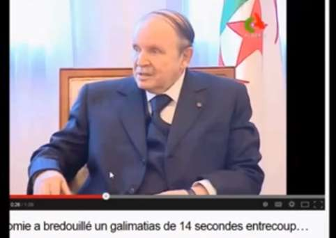 Video. la rencontre bouteflika - ayrault