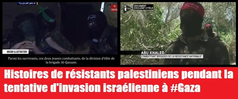 résistance palestinienne