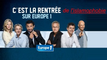 europe 1 islamophobie