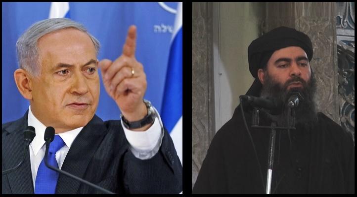 israel etat islamique