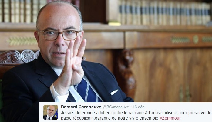 Bernard Cazeneuve, ministre dŽlŽguŽ au Budget.