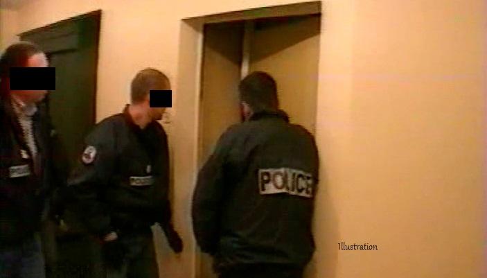 police lyon bavure