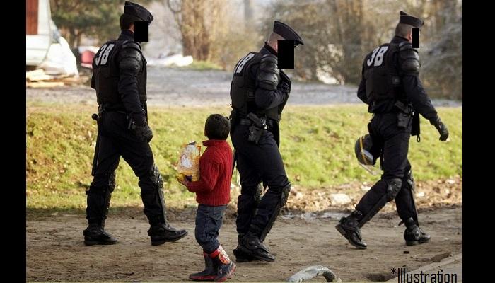 CRI radicalisme enfants enlevés