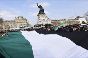 syrie manif 2015
