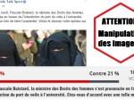 voile université sondage rmc islamophobie loi