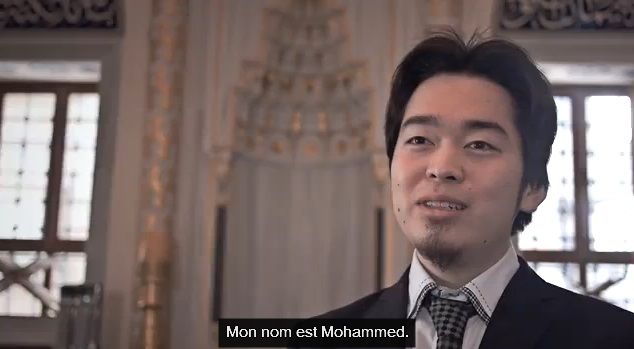 a la rencontre des musulmans au japon conversion islam video islam info. Black Bedroom Furniture Sets. Home Design Ideas