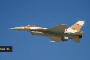 avion de chasse marocain