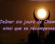 Chawal : Le jeûne du mois de Chawal, vite avant qu'il ne soit trop tard ! [ VIDEO]