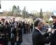 B.Cazeneuve visite Auch, 5 jours après l'incendie criminel d'une Mosquée