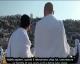 Habib, juif converti à l'Islam ne peut retenir ses larmes durant le Hajj