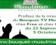 Le Bouquet TV Musulman : Mise en clair* des chaînes du 23 septembre au 05 octobre