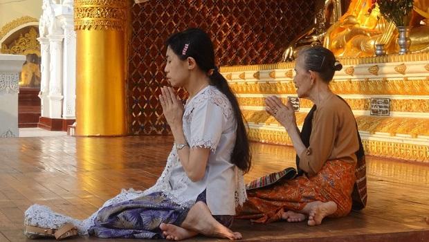 birmanie bouddhiste