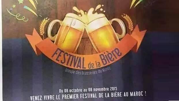festival de la bierre au maroc