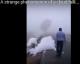 Maroc : D'étranges nuages tombent du ciel [VIDEO]