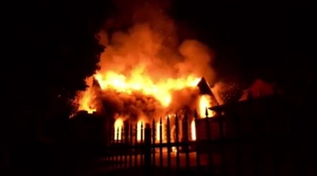 mosquée incendie criminel australie