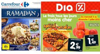 ramadan 2016 business halal grandes surfaces