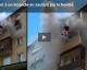 Russie : Une famille survit à un incendie en sautant par la fenêtre