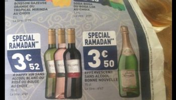 vin sans alcool ramadan 2016