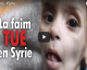 Syria Charity : La faim TUE en Syrie, Survivre… #Syrie [VIDEO]