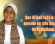 jeune ramadan
