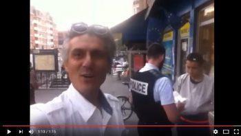 rachid nekkaz police