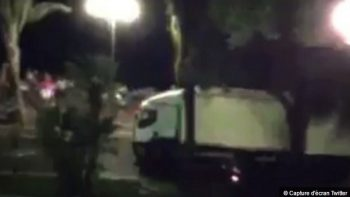 attaque nice camion