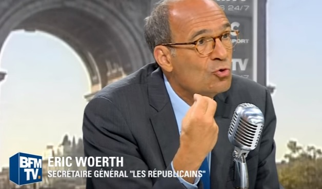 eric woerth voile islamique