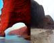Maroc : L'arche de la plage de Legzira s'est effondrée