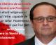 Hollande dévoile son islamophobie et sa haine de la femme voilée [ Citations Explicites ]