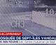 Québec : L'islamophobe qui a vandalisé la Mosquée se rend