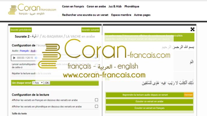 coran-francais