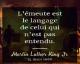 Martin Luther King : «Une émeute est le langage de celui qui n'est pas entendu»