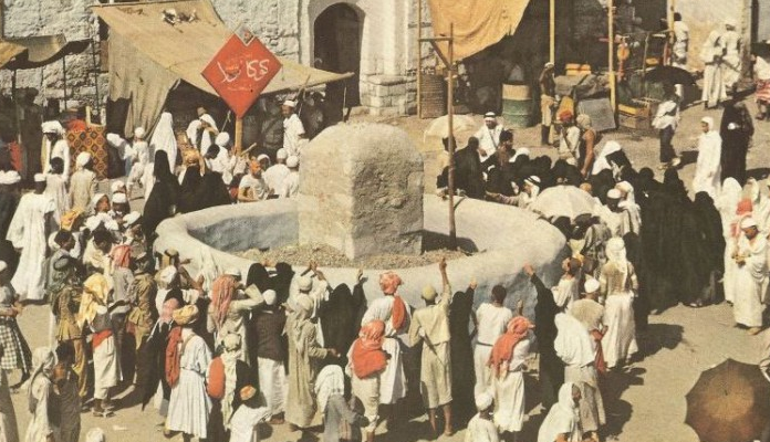 Des photos impressionnantes du hajj en 1953 islam info for Salon du hajj