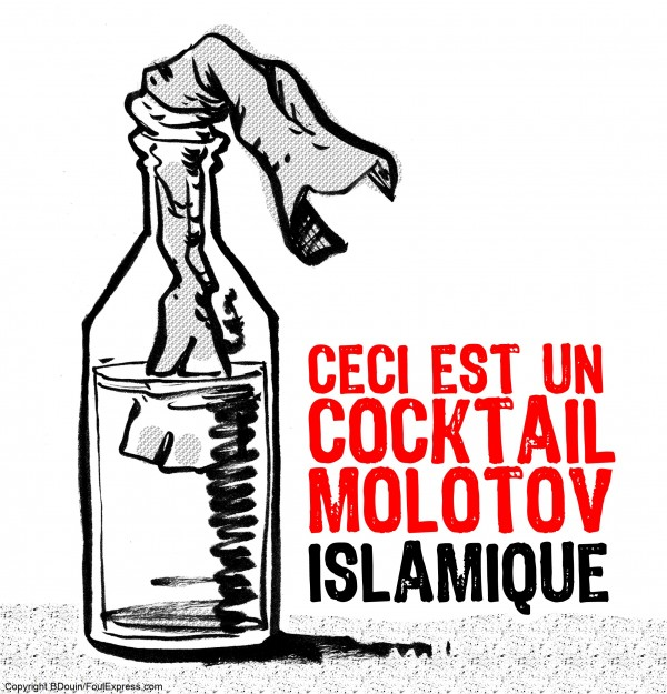 Quesqu'un cocktail molotov