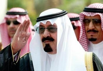 Egypte - Le roi d'Arabie saoudite soutien la ...