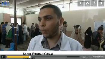 Egypte – Une mosquée se transforme en hôpital de fortune au ...