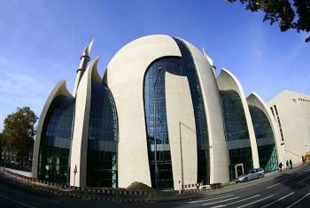 La-mosquée-centrale-de-Cologne