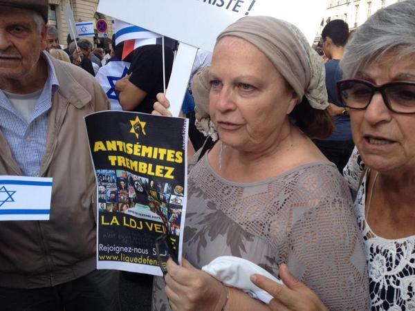 antisémites tremblez