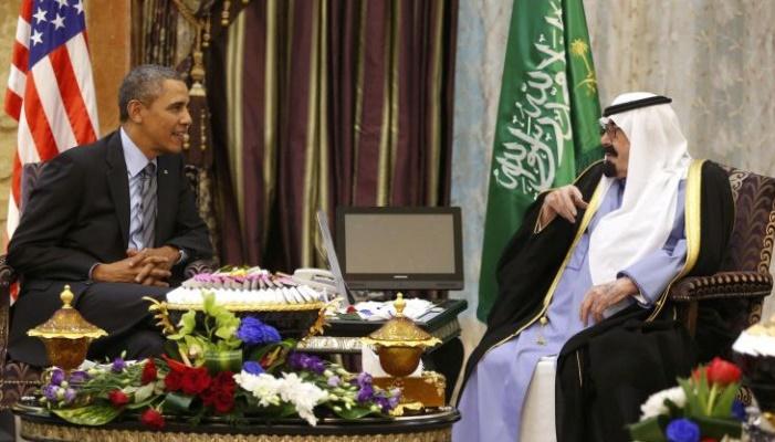 Le roi d'Arabie Saoudite présage des attaques...