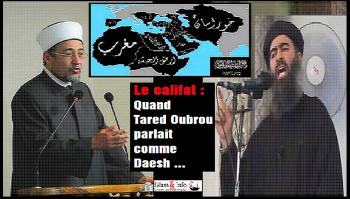 Tareq Oubrou daesh EI