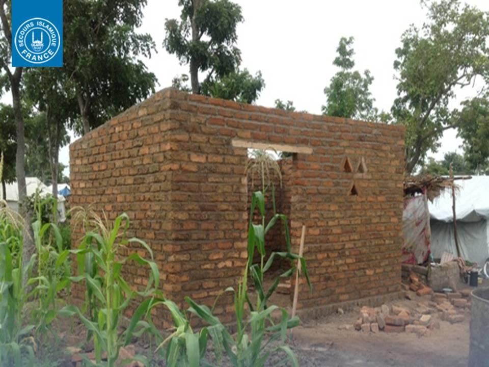 Case construite par SIF