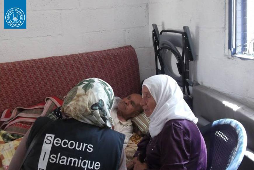 Enquete SIF réfugiés Syrie