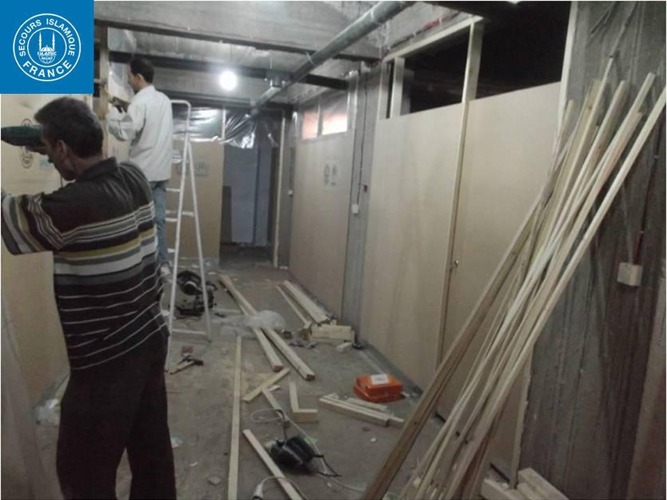 Réhabilitation logement