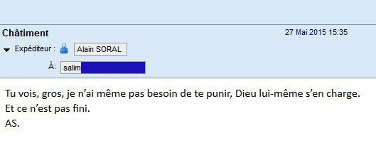 llp soral mail