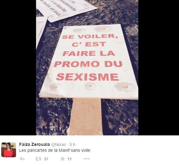 voile sexisme