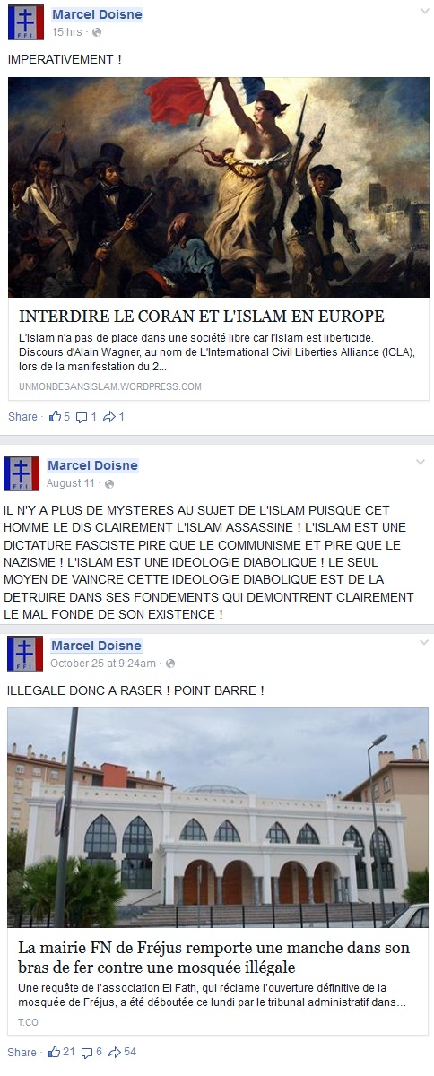 marcel doisne facebook