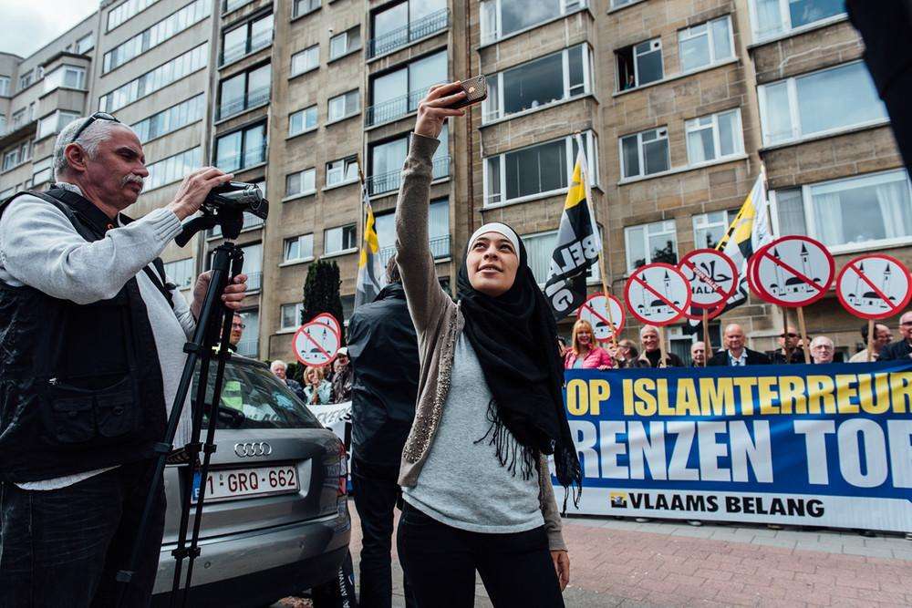 Turkish muslim girl - 1 4