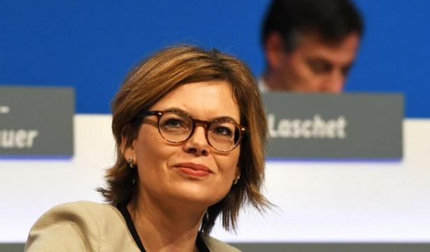 """Allemagne: la vice-présidente de la CDU propose une """"loi isl..."""